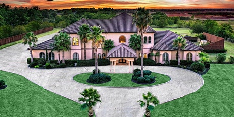 Palm Royal Villa Open House tickets