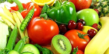 Preserving Foods Through Dehydration (Webinar) tickets