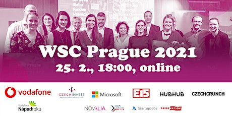 Women Startup Competiton Prague 2021 tickets
