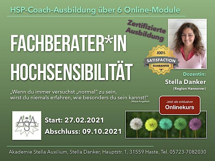 Online-Ausbildung: Fachberater*in Hochsensibilität (HSP-Coach): Bild