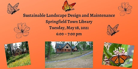 Sustainable Landscape Design and Maintenance tickets