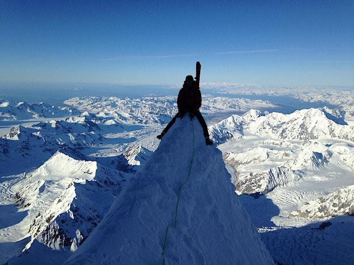 Teton Climbers' Coalition Winter Speaker Series: The Infinite Spur image