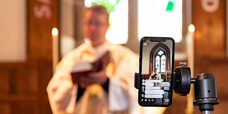 Tuesday: Evening Eucharist - Llanbedr tickets