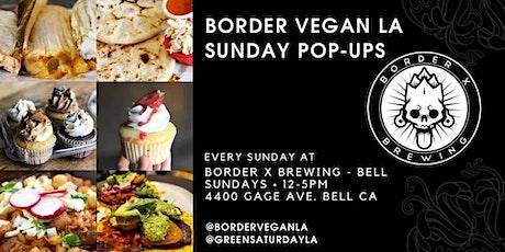 Just Vegana + Just4Fun Sweets + Mama's Tamale • Border Vegan LA tickets