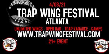 Trap Wing Festival Atlanta tickets