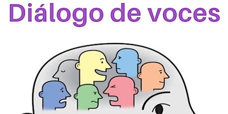Diálogo de voces - taller terapéutico  y transpersonal entradas