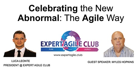 Celebrating the New Abnormal: The Agile Way tickets