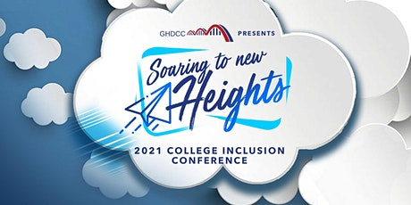 Soaring to New Heights-College Inclusion Conference tickets