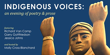 Indigenous Voices Reading Series ft. Richard Van Camp tickets