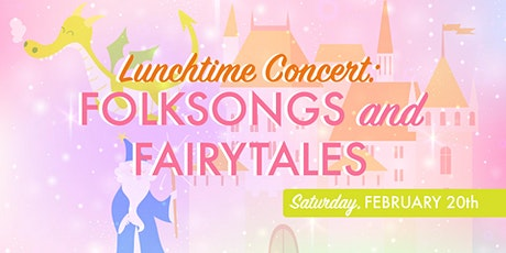 Farmer Dave Lunchtime Concert: Folksongs & Fairytales tickets