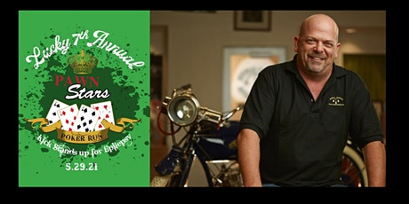 Lucky 7th Annual Pawn Stars Poker Run tickets