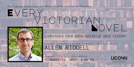 DHMS: Allen Riddell tickets