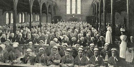 'The public history of poverty; workhouses in twenty first century Ireland' tickets