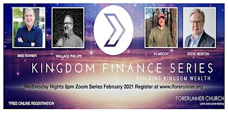Smart Money & Kingdom Finance Series tickets