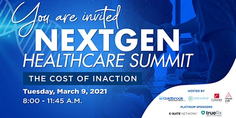 2021 NextGen Healthcare Summit tickets