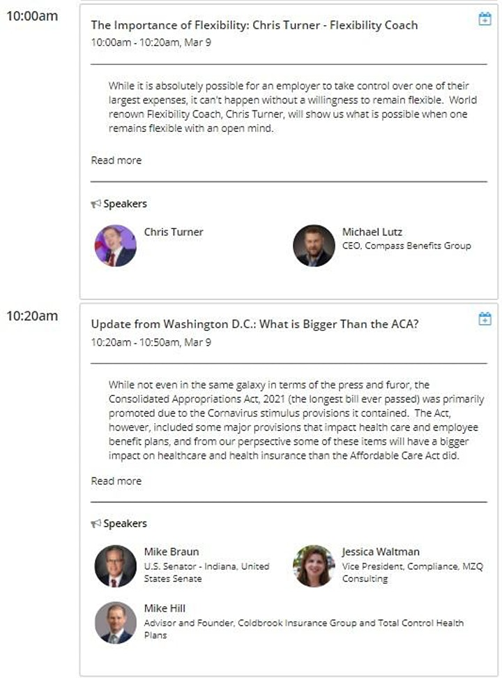 2021 NextGen Healthcare Summit image
