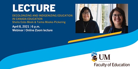 Decolonizing and Indigenizing Education in Canada billets