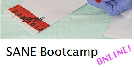 SANE Bootcamp - Online! tickets