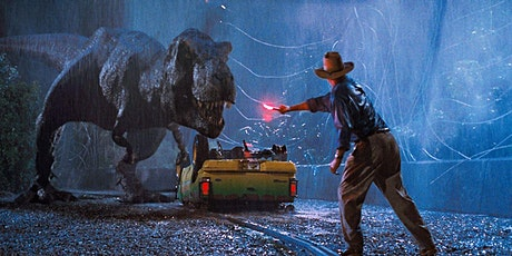 Jurassic Park Outdoor Cinema Experience at QEII Arena in Telford tickets