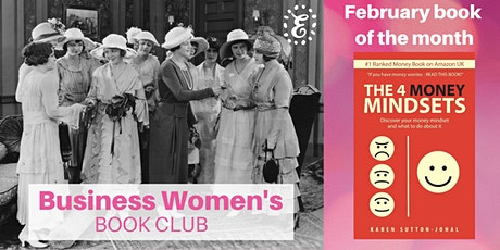 Monthly Book Club for Women in Business tickets