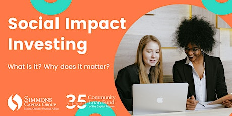 Social Impact Investing tickets