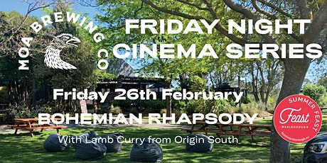 Bohemian Rhapsody - Moa Friday Night Cinema Series tickets