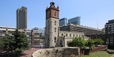 City Churches Collection: The Barbican tickets