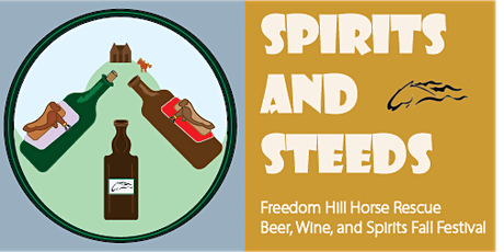 2021 Spirits & Steeds - Vendor Sign Up tickets