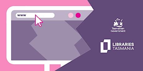 Internet Basics @ Devonport Library tickets