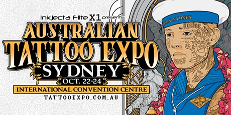 Australian Tattoo Expo - Sydney 2021 tickets