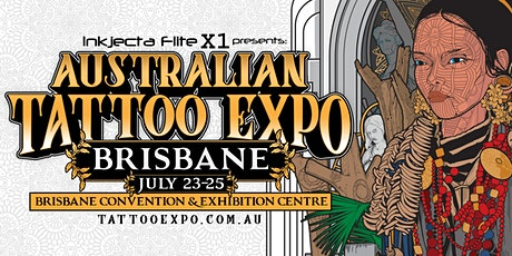 Australian Tattoo Expo - Brisbane 2021 tickets