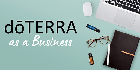 doTERRA as a Business tickets