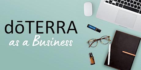 doTERRA as a Business Tickets