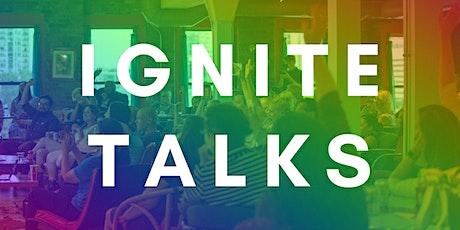 Ignite Talks Chicago - March, 30th 2021 tickets