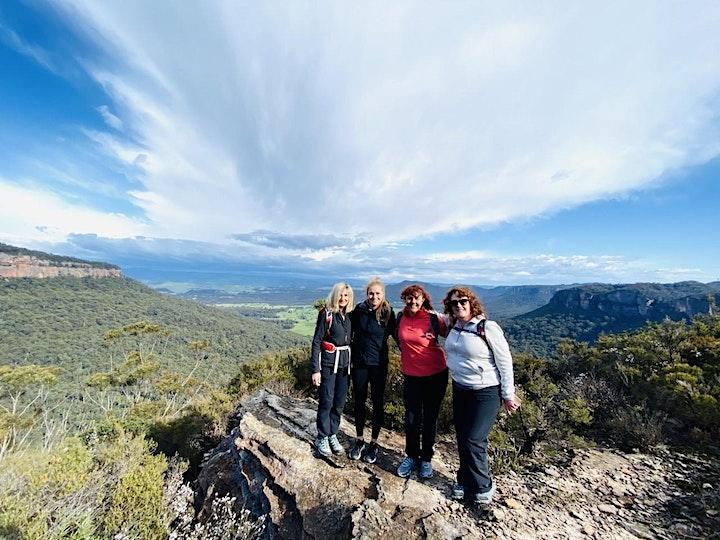Women's Centennial Pass Hike // Saturday 7th August image