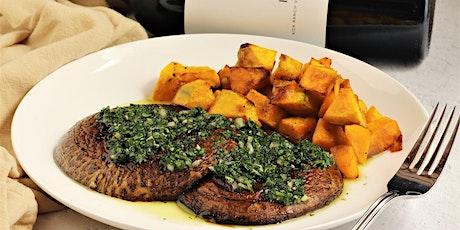"""In the Kitchen"" with Bricoleur - Portobello Mushroom ""Steak"" tickets"