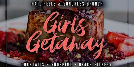 "Boujee Sip & Swirl-The Hamptons "" Girls Getaway"" tickets"