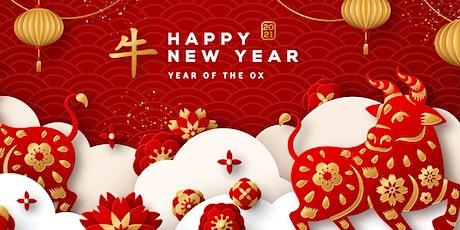 Lunar New Year Celebration tickets