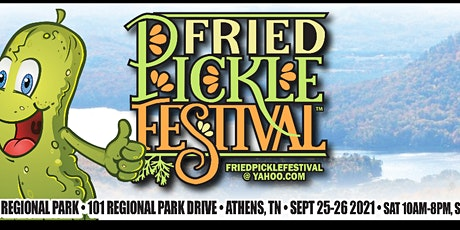 Fried Pickle Festival & All Things Pickle tickets