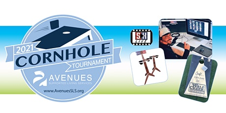 Cornhole Tournament  Charity Event with Online  Auction tickets