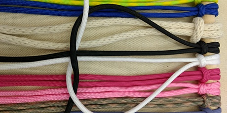 Drop-in Macramé Accessories Workshop for All Ages! tickets