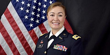 Transition Talk with Lieutenant Colonel Olivia Nunn tickets