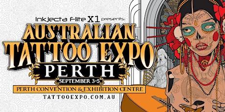 Australian Tattoo Expo - Perth 2021 tickets