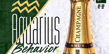 Dibs On Sunday....Brunch After Party + Aquarius Bash!!!! tickets