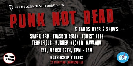 Punk Not Dead Session 1 & 2 tickets