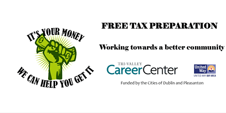 2021 Free Income Tax Preparation tickets