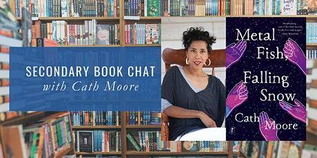 Secondary Book Chat with Cath Moore tickets