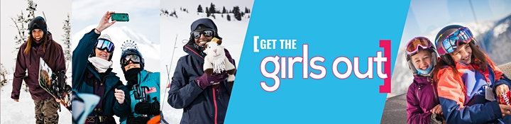 Get The Girls Out | Celebrate International Women's Day image