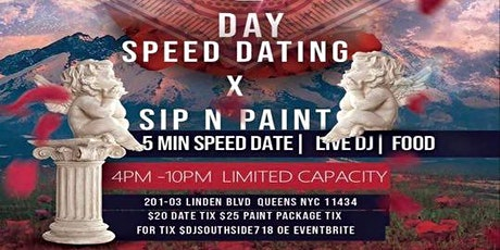 Fuxx Luv Speed Dating Sip N Paint tickets