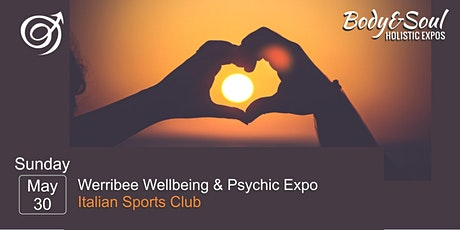 Werribee Wellbeing & Psychic Expo tickets